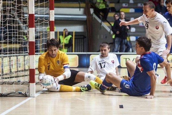 Slovenskí futsalisti mali pri žrebe šťastie.
