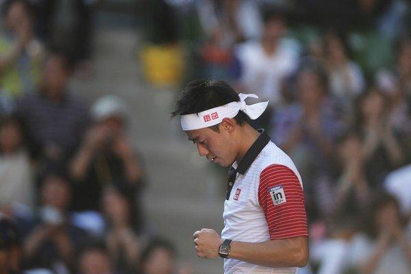 Nišikori sa na domácom turnaji dostal do finále.