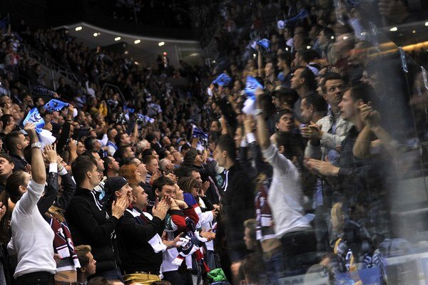 Dinamo Moskva a HK Soči potešili fanúšikov.