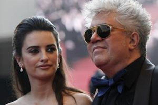 Hlavnú ženskú postavu v novom filme Almodóvar zveril svojej obľúbenej herečke Penélope Cruz.