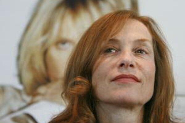 Isabelle Huppertová prišla do Cannes ako predsedníčka poroty.