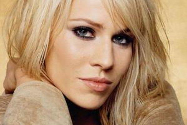 Natasha Bedingfield už spievala v Bratislave, teraz sa chystá do Žiaru nad Hronom.