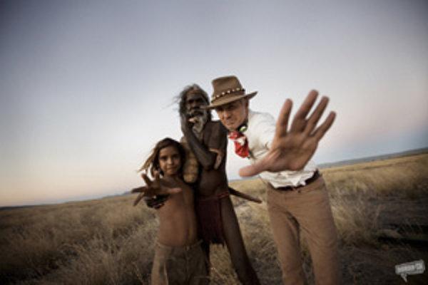 Domorodci aj ich mágia, v Austrálii je všetko.