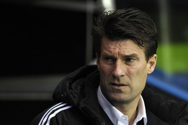 Michael Laudrup naposledy viedol Swansea City.
