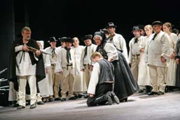 Krútňava sa dočkala svojho druhého uvedenia v originálnej verzii.