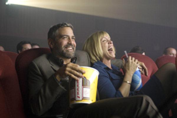 Burn After Reading, nový film bratov Coenovcov s Georgom Clooneym v hlavnej úlohe.