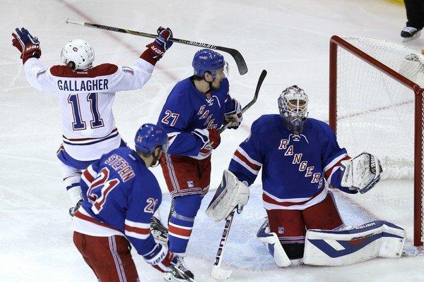 Rangers aj po prehre vedú vo finále 2:1 na zápasy.