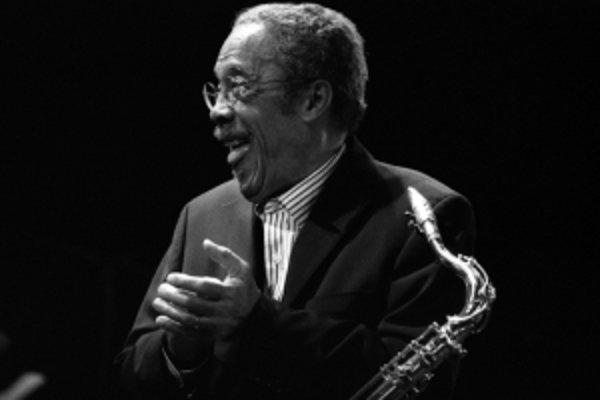 Džezový saxofonista  Johnny Griffin.