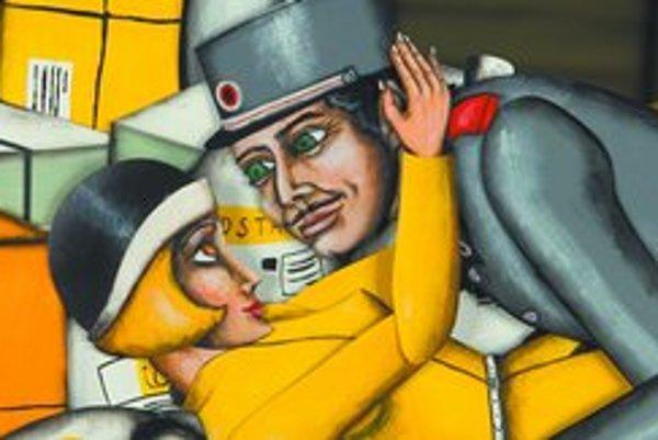 Za štrnásť minút sa v animovanom filme Ivany Šebestovej Štyri objaví niekoľko osudov.