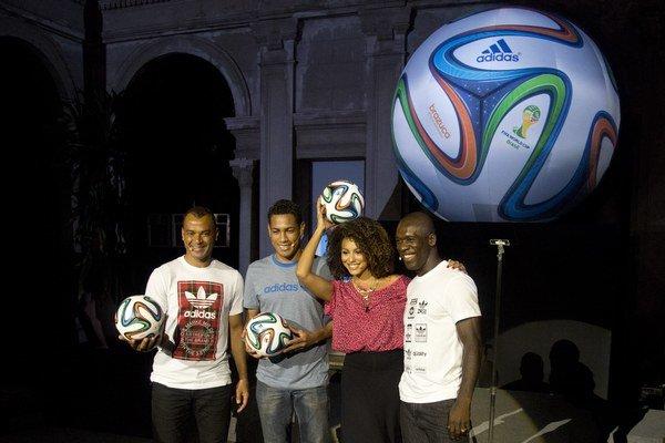 Brazucu oficiálne predstavili v Brazílii.