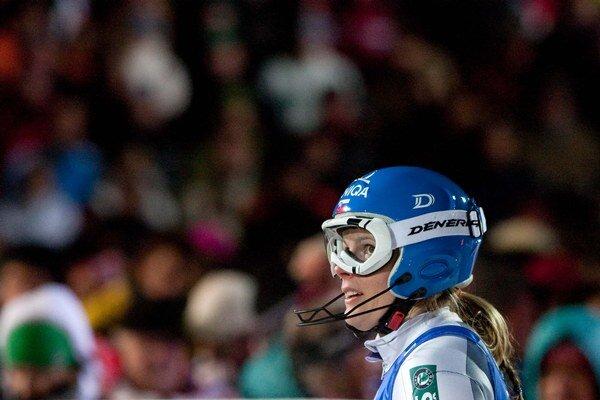 Veronika Velez-Zuzulová opäť môže lyžovať.