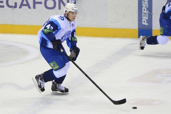 V poslednej sezóne pôsobil Tomáš Surový v Diname Minsk.