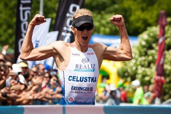 Oba ročníky City Triathlonu vyhral Jan Čelůstka.