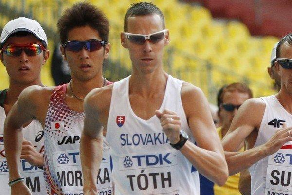 Slovák Matej Tóth