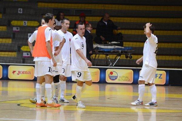 Slovenskí futsalisti na veľký medzinárodný úspech len čakajú.