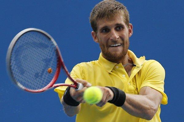 Na Australian Open sa z našich najviac darilo Martinovi Kližanovi.