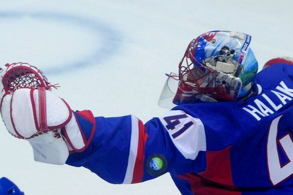 V našej hokejovej bránke by na olympiáde opäť mal stáť Jaroslav Halák.