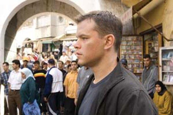 Matt Damon v The Bourne Ultimatum.