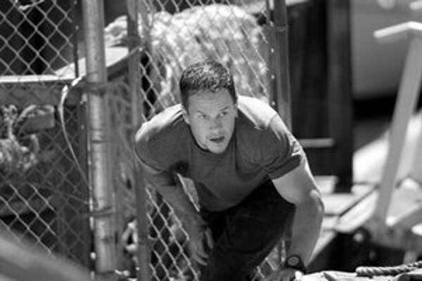 Mark Wahlberg,nedávno model na pánsku bielizeň.