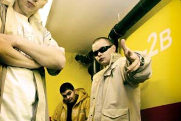 AMO, hip–hopová jednotka na Slovensku.