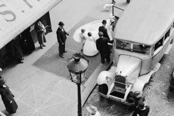 Ré Soupault: Hochzeit, 1934.