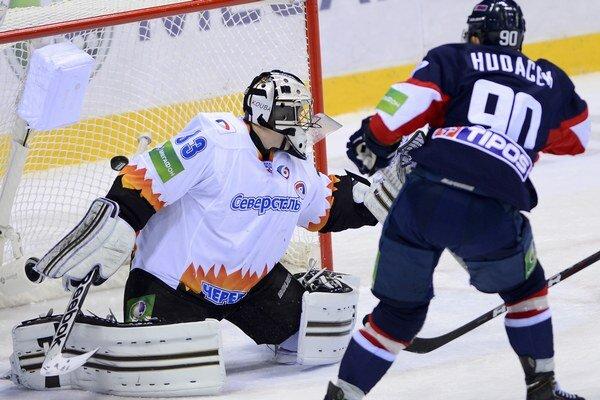Hudáček strelil svoj prvý gól v sezóne. Na druhý gól Slovana prihral a bol vyhlásený za najlepšieho hráča Slovana.