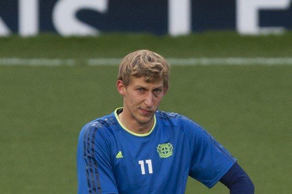 Strelec gólu Stefan Kiessling.