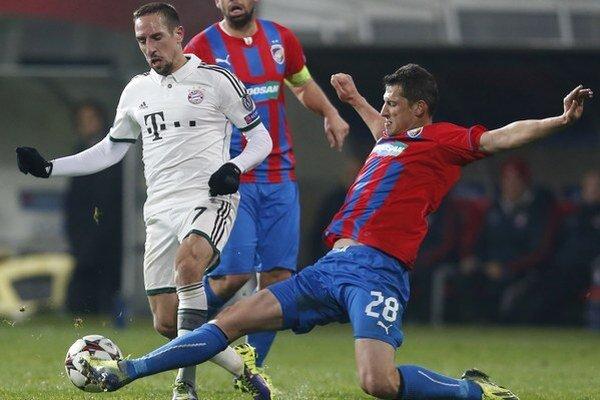 Silným kandidátom na ocenenie je Francúz Franck Ribéry z Bayernu Mníchov.
