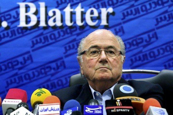 Sepp Blatter si so šejkami z Perzského zálivu veľmi dobre rozumie.