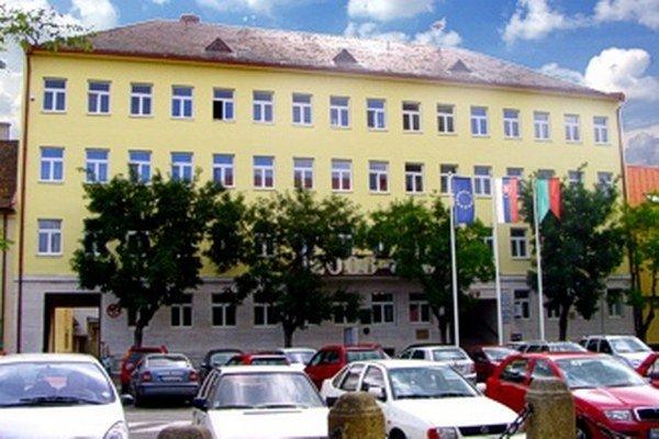 Foto Mestského úradu v Pezinku