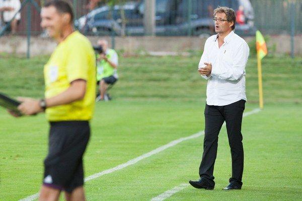 Tréner Galád.