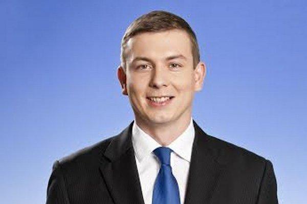 Kandidát na primátora Svätého Jura Richard Oravec.