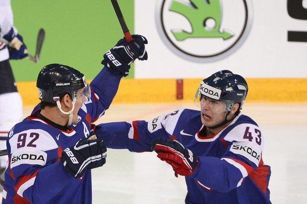 Tomáš Surový (vpravo).