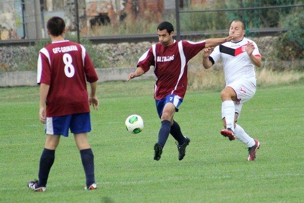 Najbližšie k postupu majú po polovici súťaže futbalisti Grinavy.
