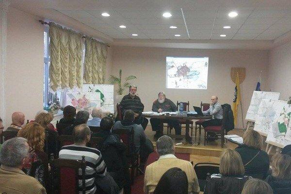 Koncept nového územného plánu predstavil jeho spracovateľ v stredu (21. januára).