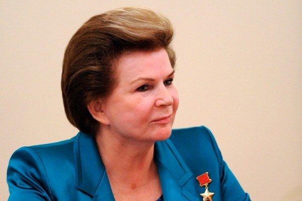 Valentina Tereškovová
