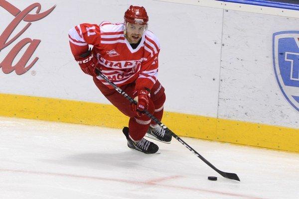 Má šikovné ruky a rýchle nohy. Rastislava Špirka si vybral Spartak Moskva.