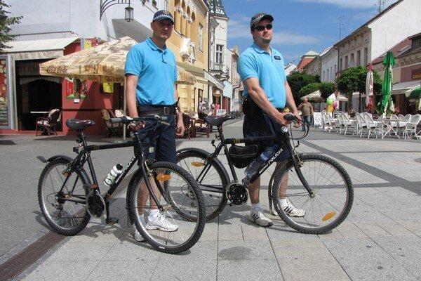 Cyklohliadka v Piešťanoch.