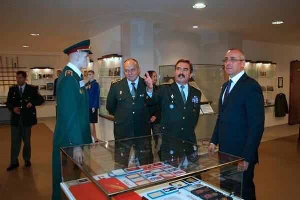 Slávnostné otvorenie vynovenej expozície bolo v piatok 19. septembra.