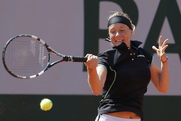 Zuzana Kučová si pri svojej rozlúčke s kariérou išla zahrať do Paríža jeden zápas v kvalifikácii a nakoniec ich odohrala päť - dotiahla to až do druhého kola v hlavnej súťaži.