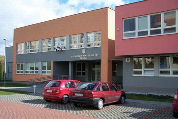 Gymnázium Jána Hollého v Trnave.