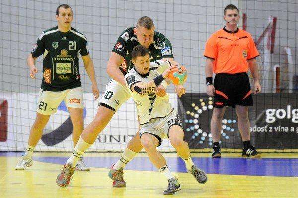 Hlohovčania na Prešov opäť nestačili. Možnosť na reputáciu budú mať už o týdždeň, kedy sa práve v Hlohovci opäť stretnú s Tatranom v rámci prvého zápasu finále Slovenskéhoo Pohára.