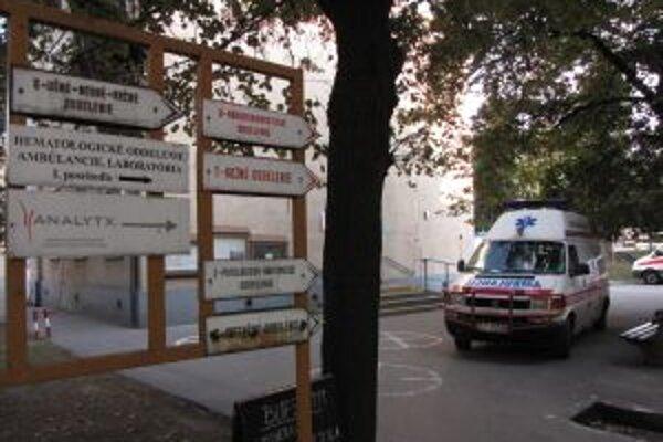 Majetok Fakultnej nemocnice v Trnave je na predaj.
