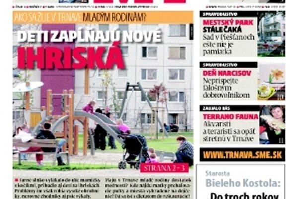 Nové číslo MY Trnavských novín