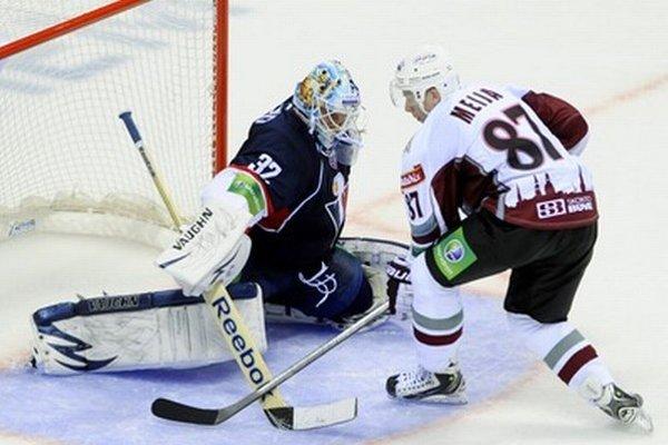 Jaroslav Janus podržal v prvom zápase Slovan.