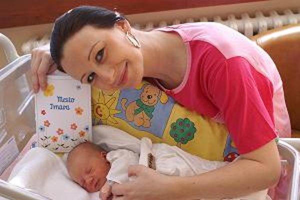 Prvé tohtoročné bábätko v Trnave.