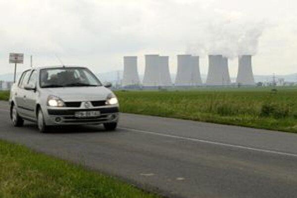 Dostavbu jadrovej elektrárne v Jaslovských Bohuniciach podporuje viac ľudí ako v minulosti.