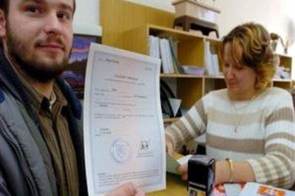 V Trnave vydali 1244 voličských preukazov