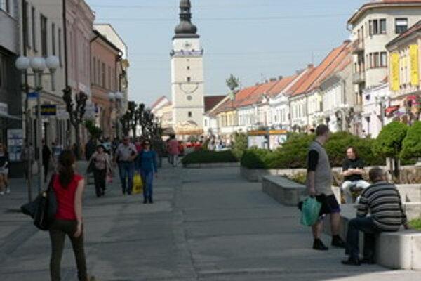 Vo volebnom roku sa radnica zamerá najmä na mestské časti.