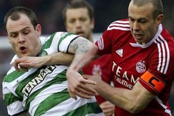 Celtic zaváhal